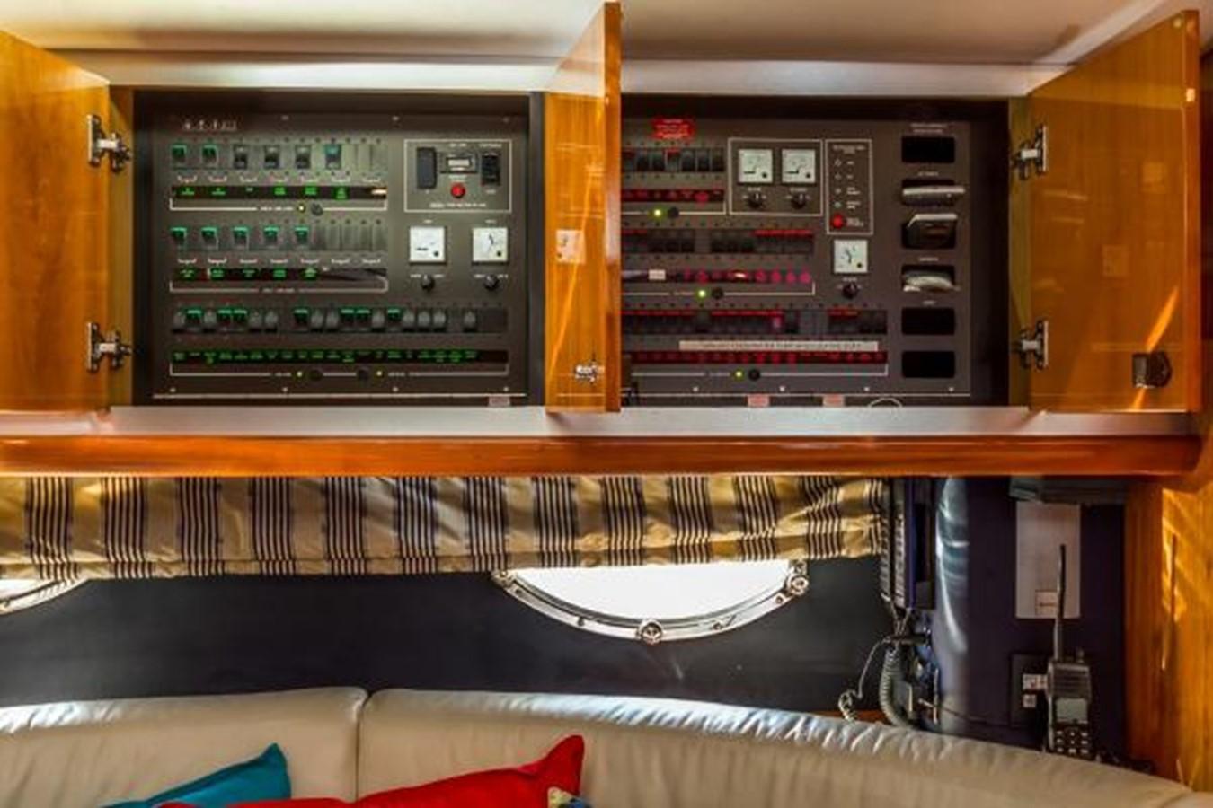 AC/DC Electrical Panels 2003 SUNSEEKER Predator 61 Express 2418778