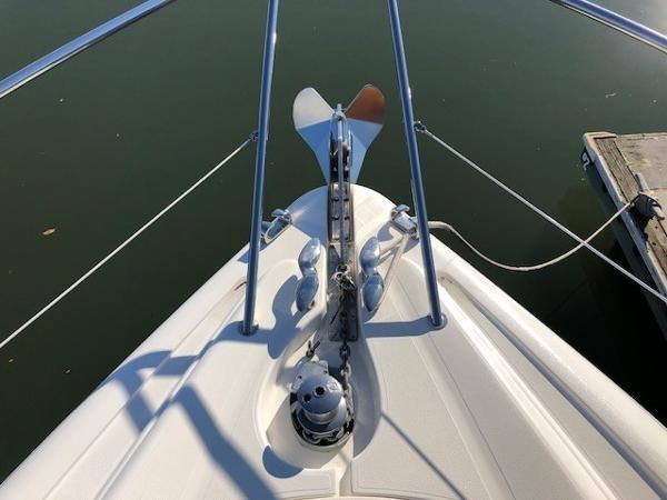 Windlass w SS Delta Anchor 2003 SUNSEEKER Predator 61 Express 2418757