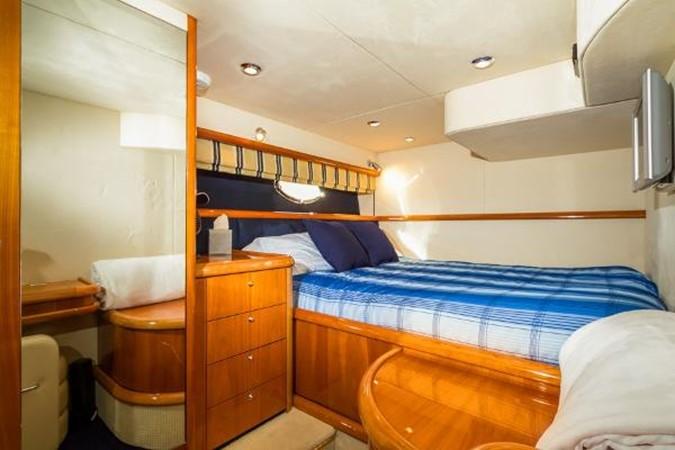 VIP Guest Cabin 2003 SUNSEEKER Predator 61 Express 2418782