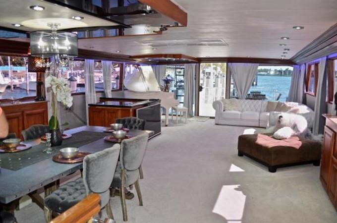 1989 BROWARD Cockpit Motor Yacht  2685969