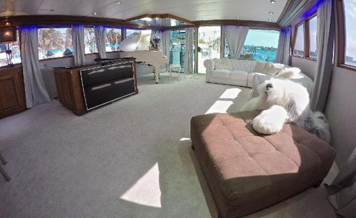 1989 BROWARD Cockpit Motor Yacht  2685970