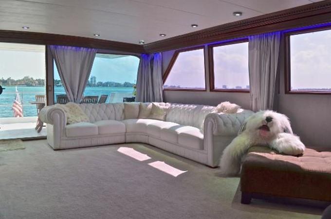 1989 BROWARD Cockpit Motor Yacht  2685971