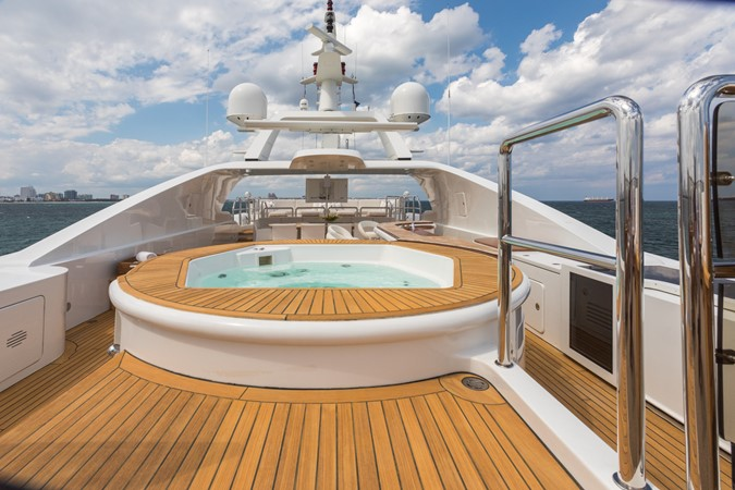 1999 BENETTI Golden Bay Motor Yacht 2511514