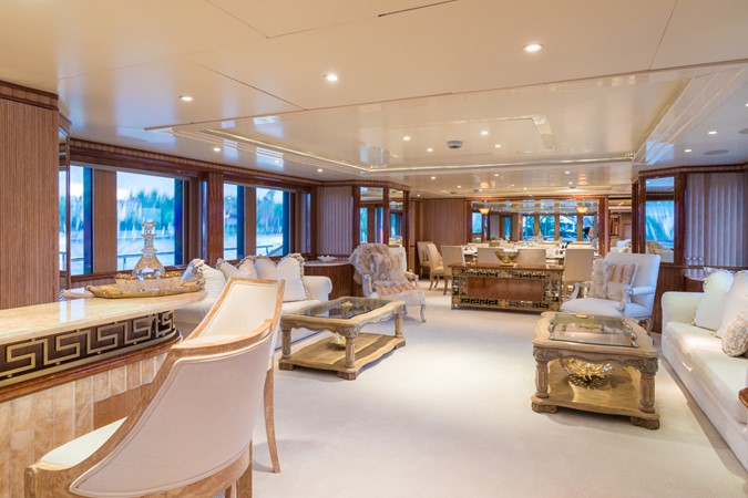 1999 BENETTI Golden Bay Motor Yacht 2511527