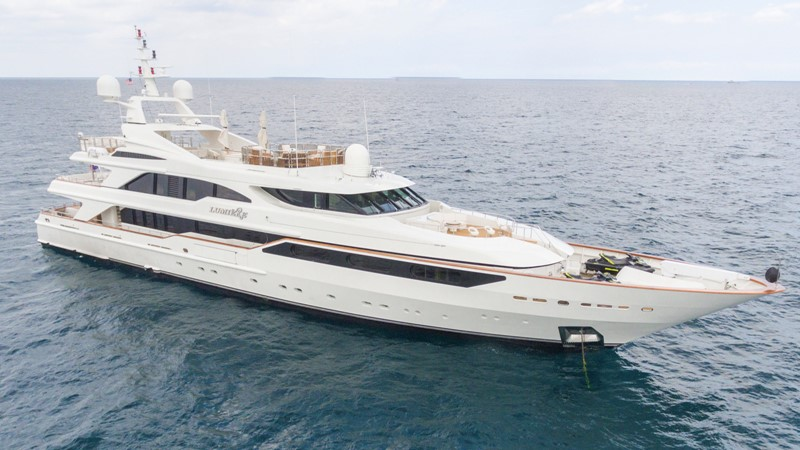 1999 BENETTI Golden Bay Motor Yacht 2514735