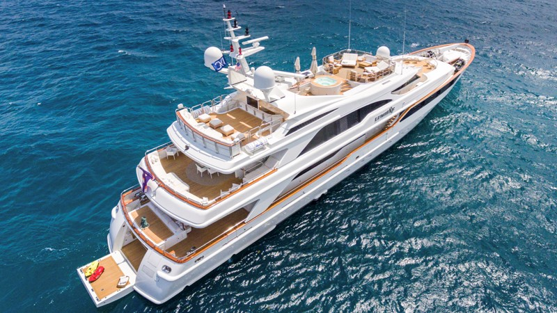 1999 BENETTI Golden Bay Motor Yacht 2514738
