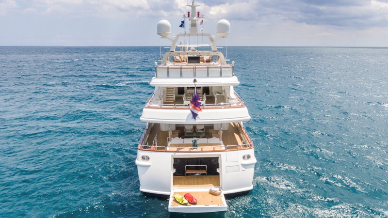 1999 BENETTI Golden Bay Motor Yacht 2514741