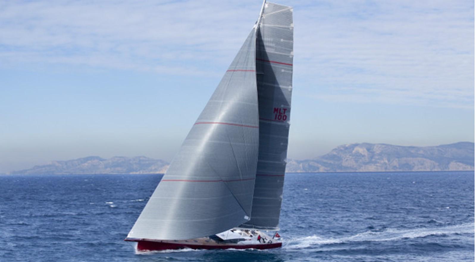 2013 MAXI DOLPHIN SRL Maxi 100 cruiser-racer Cruising Sailboat 2328914