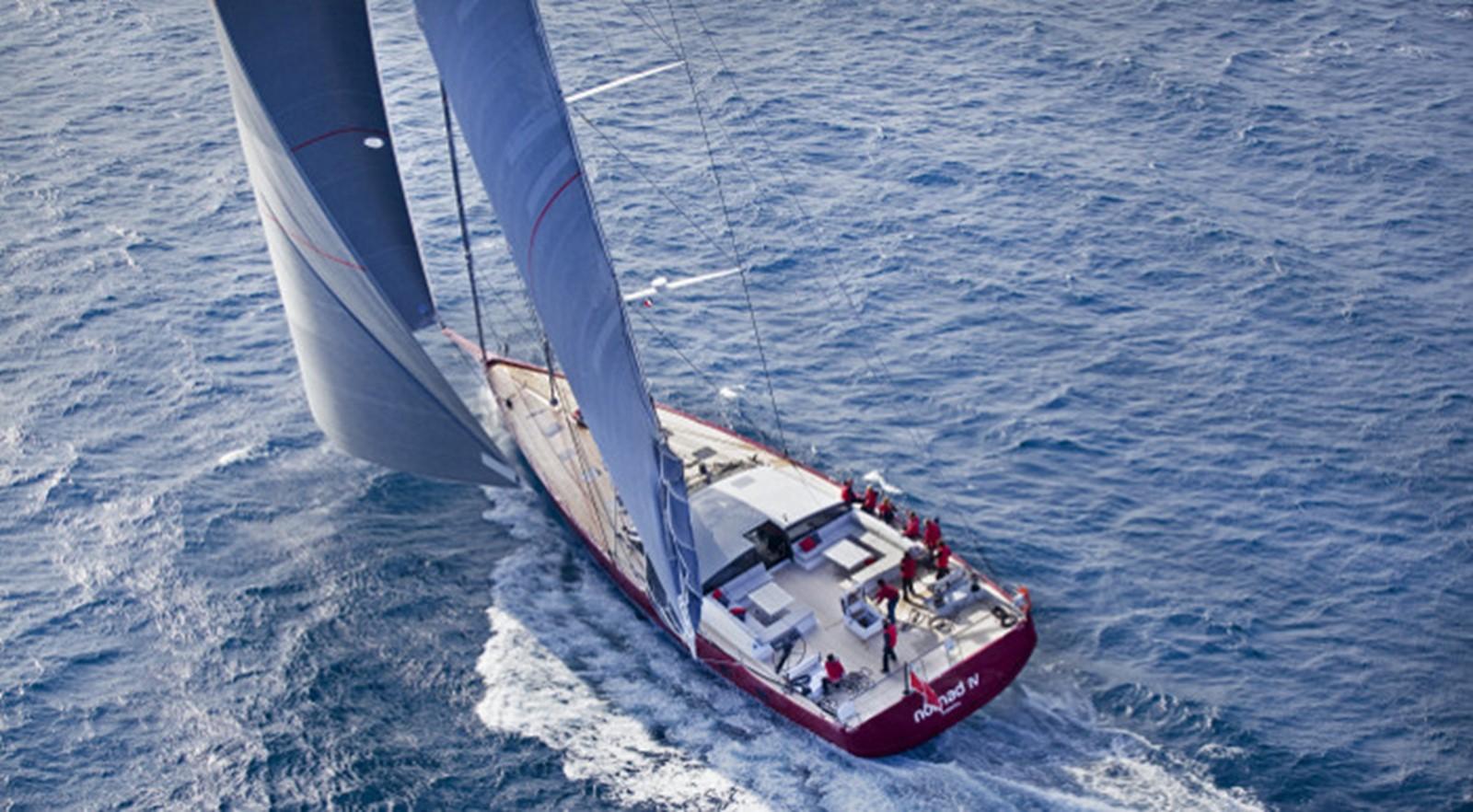 2013 MAXI DOLPHIN SRL Maxi 100 cruiser-racer Cruising Sailboat 2463056