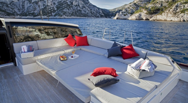 2013 MAXI DOLPHIN SRL Maxi 100 cruiser-racer Cruising Sailboat 2328916