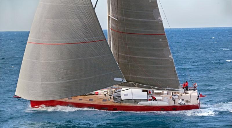 2013 MAXI DOLPHIN SRL Maxi 100 cruiser-racer Cruising Sailboat 2328920