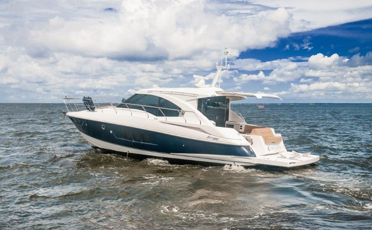 2013 Cruisers 45 Cantius Starboard Quarter 2013 Cruisers Yachts 45 Cantius Cruiser 2330101