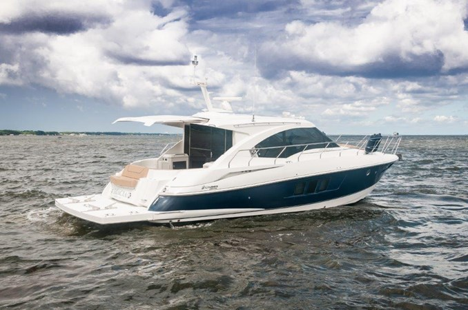 2013 Cruisers 45 Cantius Starboard Quarter 2013 Cruisers Yachts 45 Cantius Cruiser 2330113