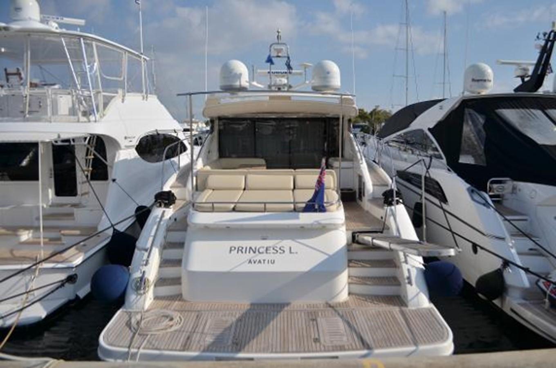 2010 PRINCESS YACHTS V Cruiser 2330972