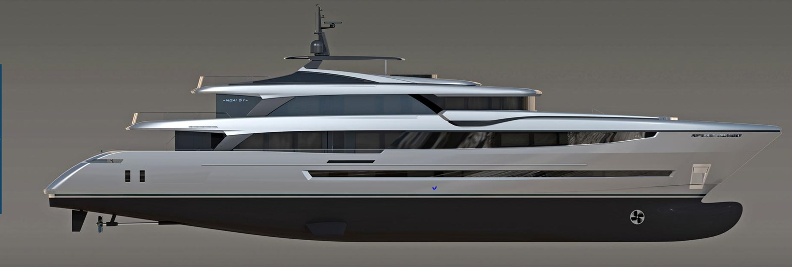 bwa 51 EXTERNAL - 167 BENETTI SAIL DIVISION For Sale