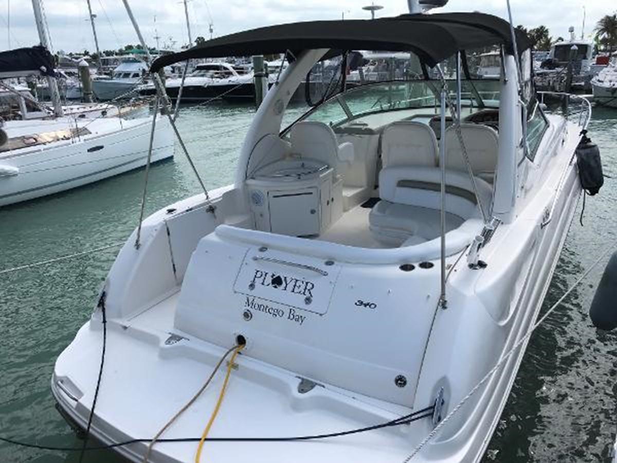 2007 SEA RAY Sundancer Cruiser 2419686