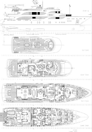 2008 BENETTI  Motor Yacht 2332114