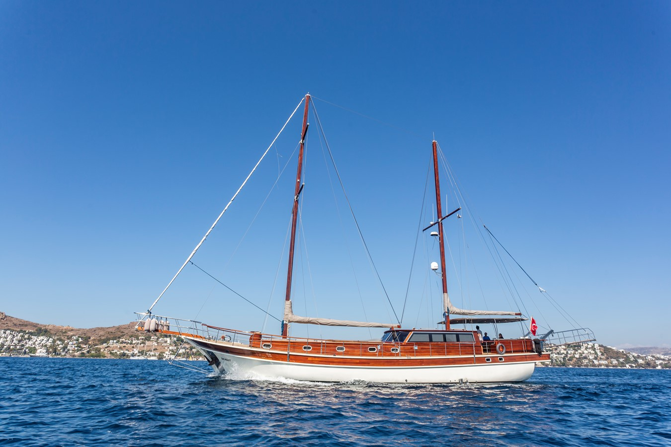 1997 BODRUM  Classic Yacht 2333915