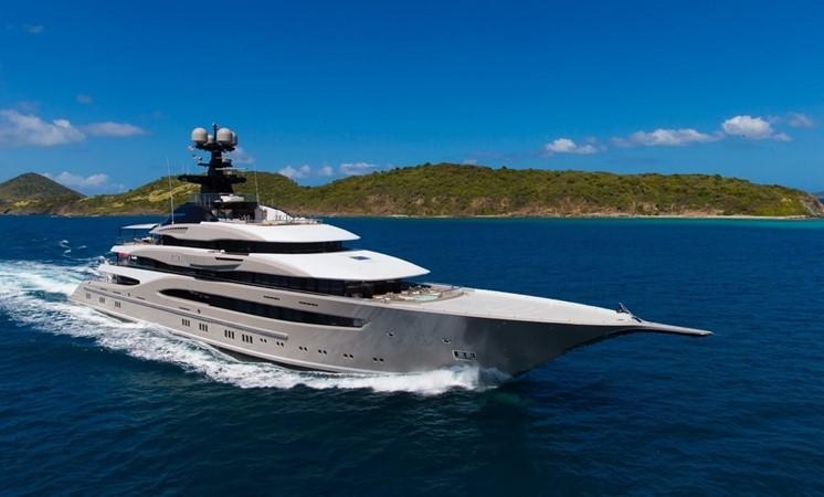 Profile 2014 LURSSEN  Mega Yacht 2334067