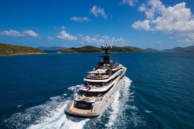 2014 LURSSEN  Mega Yacht 2334068