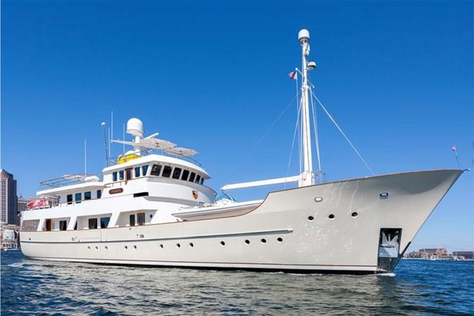 2003 JFA Luxury Exploration Vessel Expedition Yacht 2335186