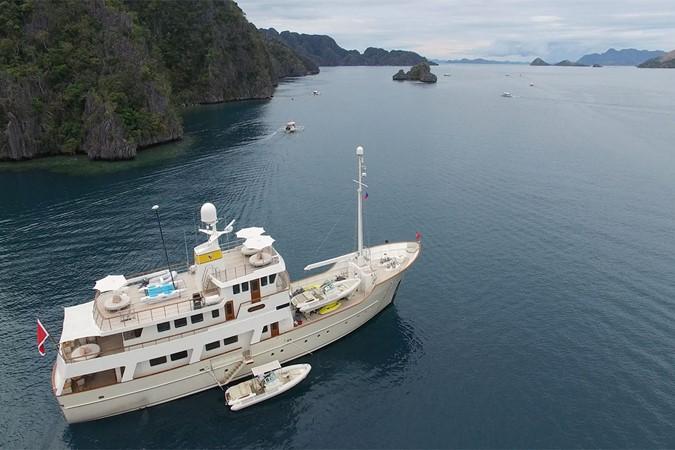 2003 JFA Luxury Exploration Vessel Expedition Yacht 2335188