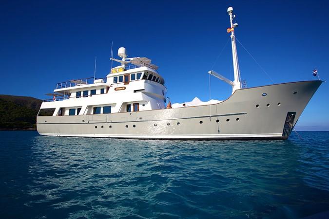 2003 JFA Luxury Exploration Vessel Expedition Yacht 2335189