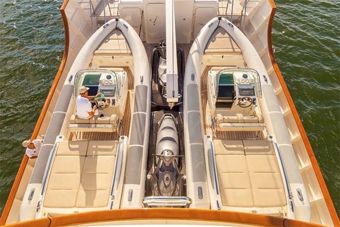2003 JFA Luxury Exploration Vessel Expedition Yacht 2335191