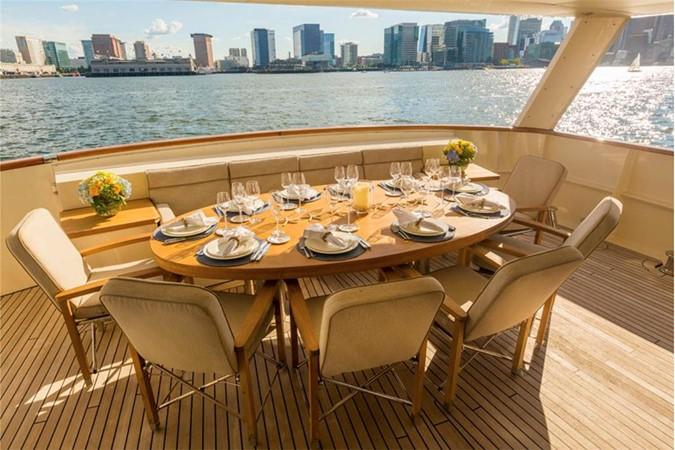2003 JFA Luxury Exploration Vessel Expedition Yacht 2335194