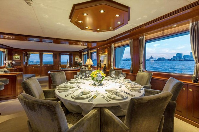 2003 JFA Luxury Exploration Vessel Expedition Yacht 2335195