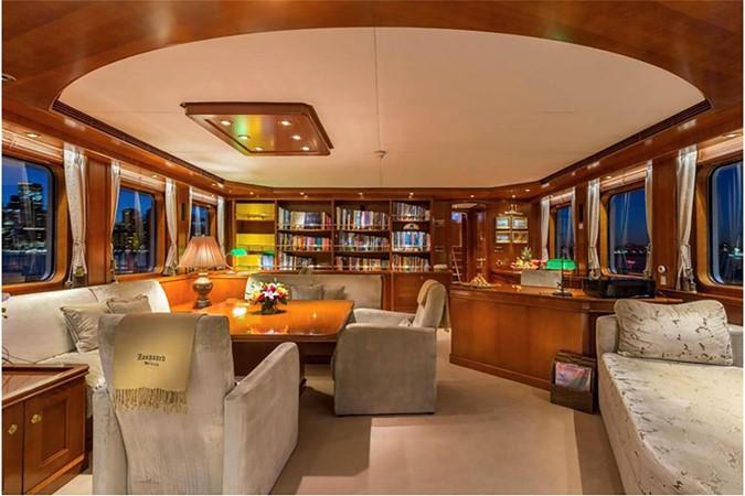 2003 JFA Luxury Exploration Vessel Expedition Yacht 2335196