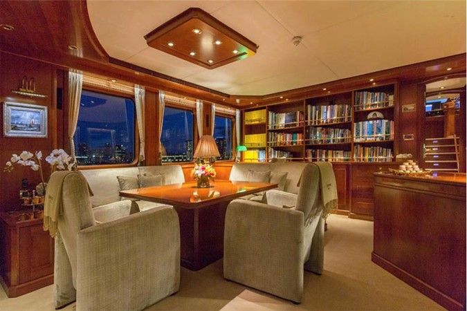 2003 JFA Luxury Exploration Vessel Expedition Yacht 2335197