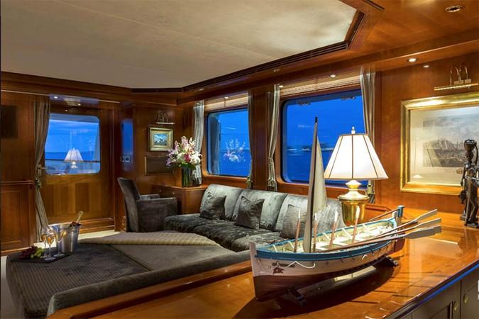 2003 JFA Luxury Exploration Vessel Expedition Yacht 2335198