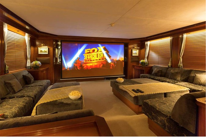 2003 JFA Luxury Exploration Vessel Expedition Yacht 2335199