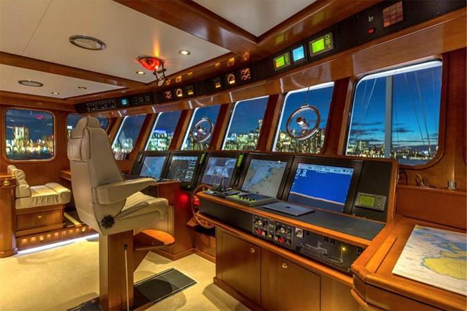 2003 JFA Luxury Exploration Vessel Expedition Yacht 2335200