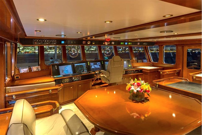 2003 JFA Luxury Exploration Vessel Expedition Yacht 2335201