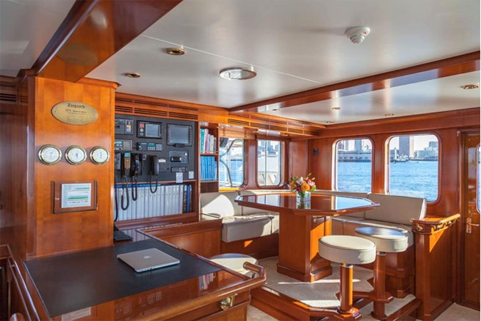 2003 JFA Luxury Exploration Vessel Expedition Yacht 2335202