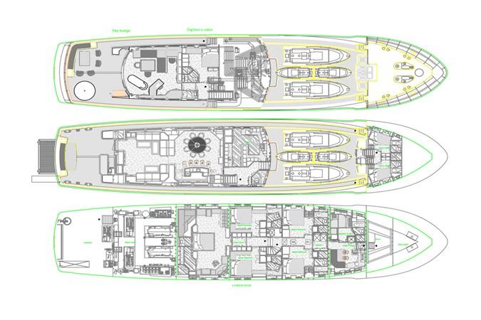 2003 JFA Luxury Exploration Vessel Expedition Yacht 2335210