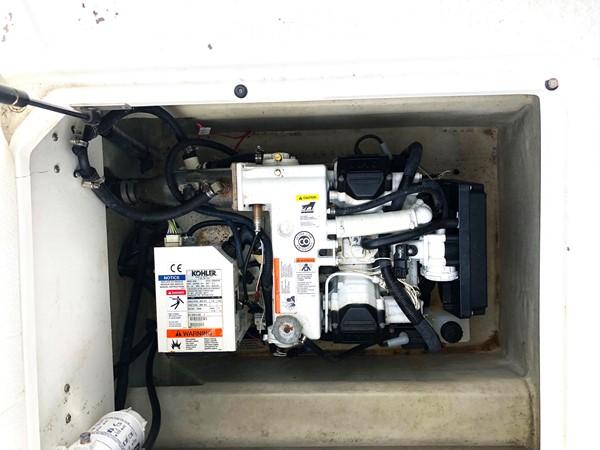 Kohler generator 2014 COBALT R35/336 Deck Boat 2335410