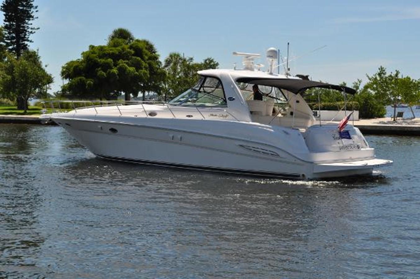 2003 SEA RAY 460 Sundancer Motor Yacht 2335658