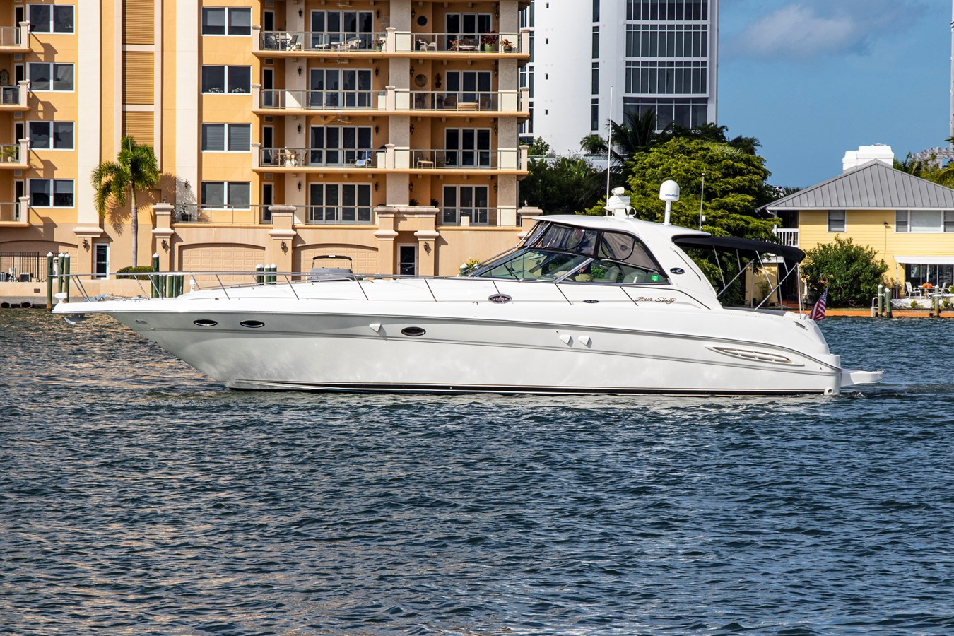 Cool Change  (6) 2003 SEA RAY 460 Sundancer Motor Yacht 2746243