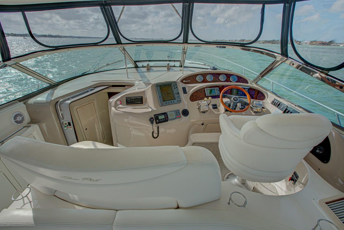 Cool Change    (21) 2003 SEA RAY 460 Sundancer Motor Yacht 2746272