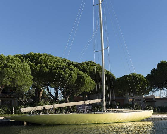 1986 PARRY SYNDICATE 12 Meter Racing Sailboat 2336578