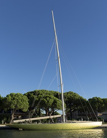 1986 PARRY SYNDICATE 12 Meter Racing Sailboat 2336579