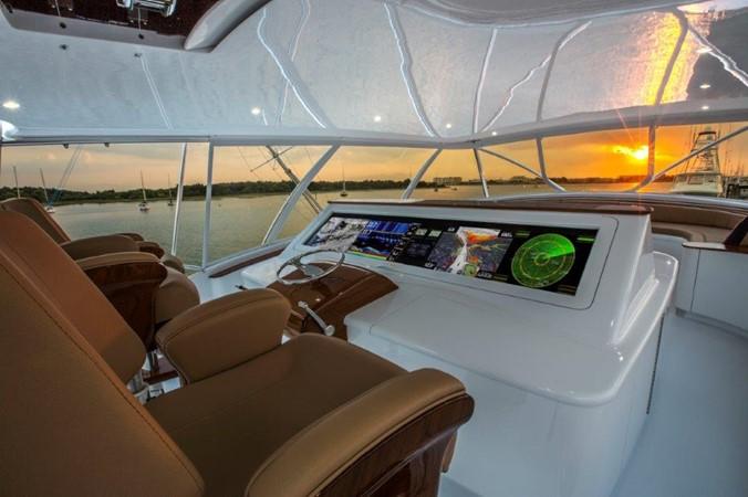 Flybridge 2016 BAYLISS BOATWORKS Sportfish Sport Fisherman 2337642