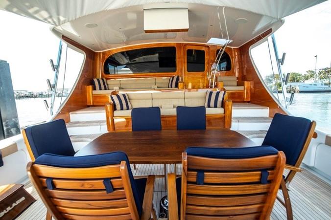 Cockpit 2016 BAYLISS BOATWORKS Sportfish Sport Fisherman 2337649