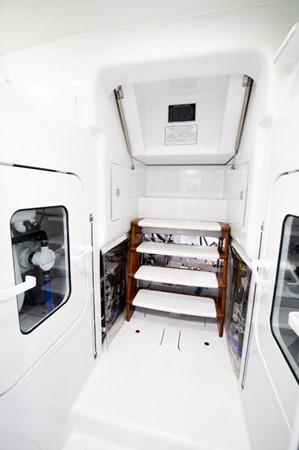 Engine Room 2016 BAYLISS BOATWORKS Sportfish Sport Fisherman 2337653