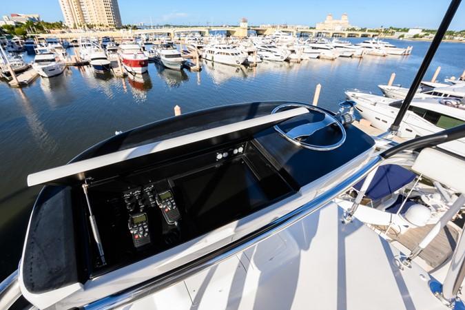 Tower 2016 BAYLISS BOATWORKS Sportfish Sport Fisherman 2400107