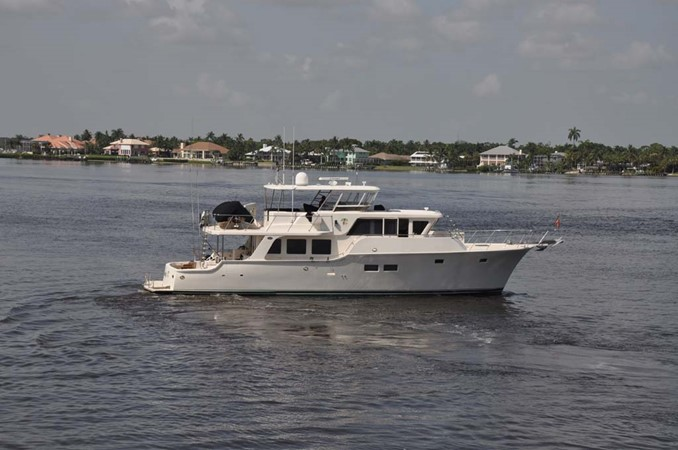 2009 OFFSHORE Out Islander 64 LRC Trawler 2337964