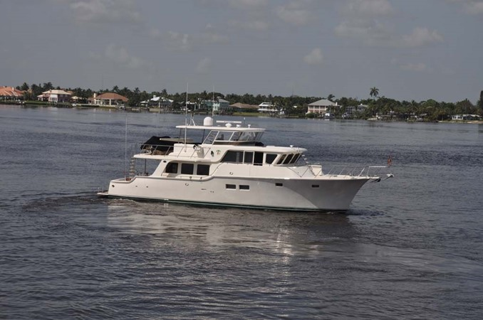 2009 OFFSHORE Out Islander 64 LRC Trawler 2337965